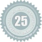 Cromar GRP 25 year Manufacturer backed guarantee.